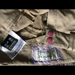 Tredstep Pants - Tredstep Symphony Rosa Euroseat Front Zip Breeches